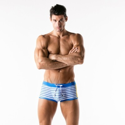 CODE22 NAVAL BOXER BLUE