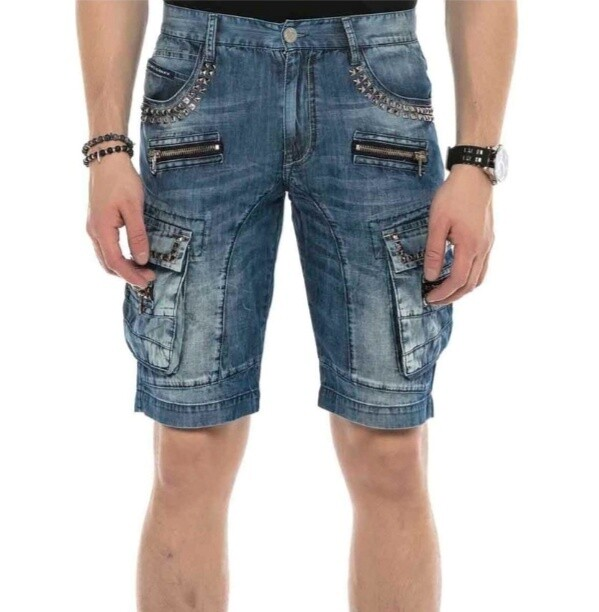 Cipo&Baxx CK203 Thin Denim Jeans