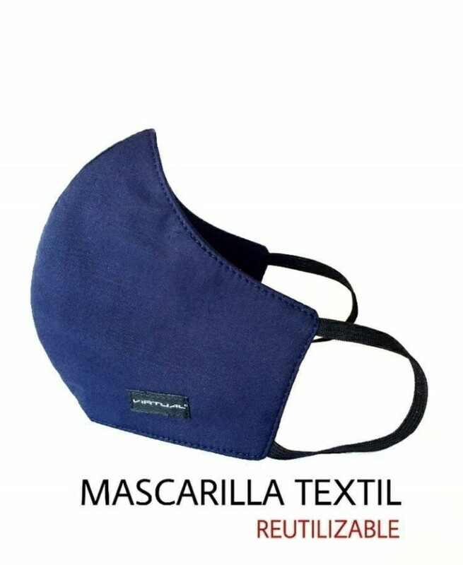 MASCARA VIRTUAL BLUE