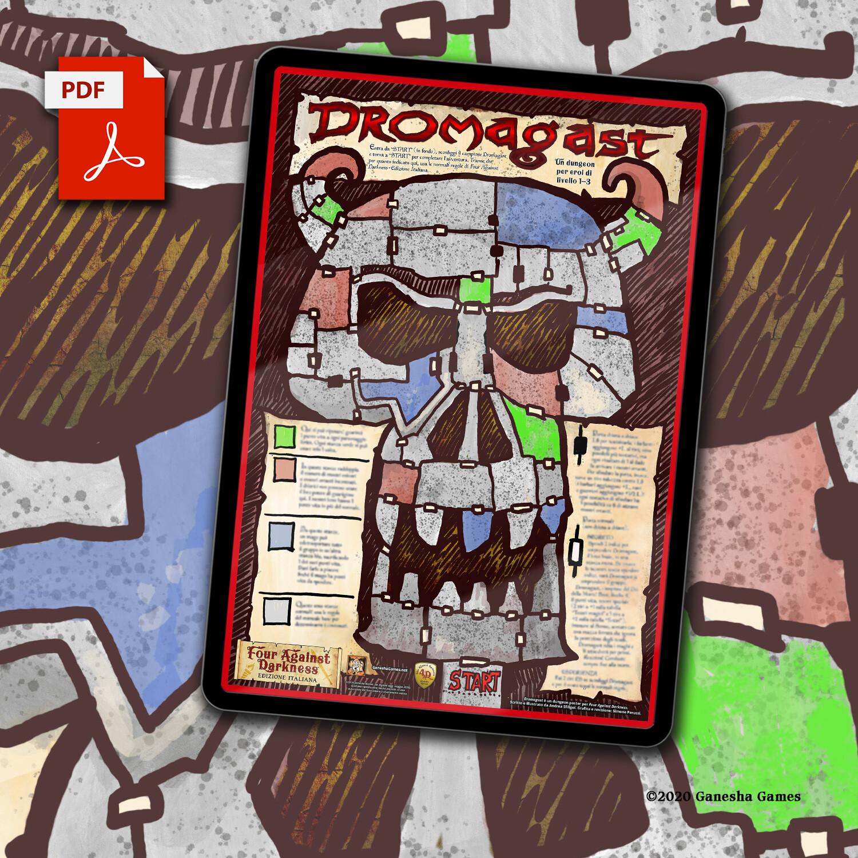 """""""Dromagast"""" - Supplemento (Aprile 2019)"""