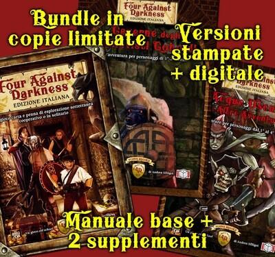 Bundle versioni stampate