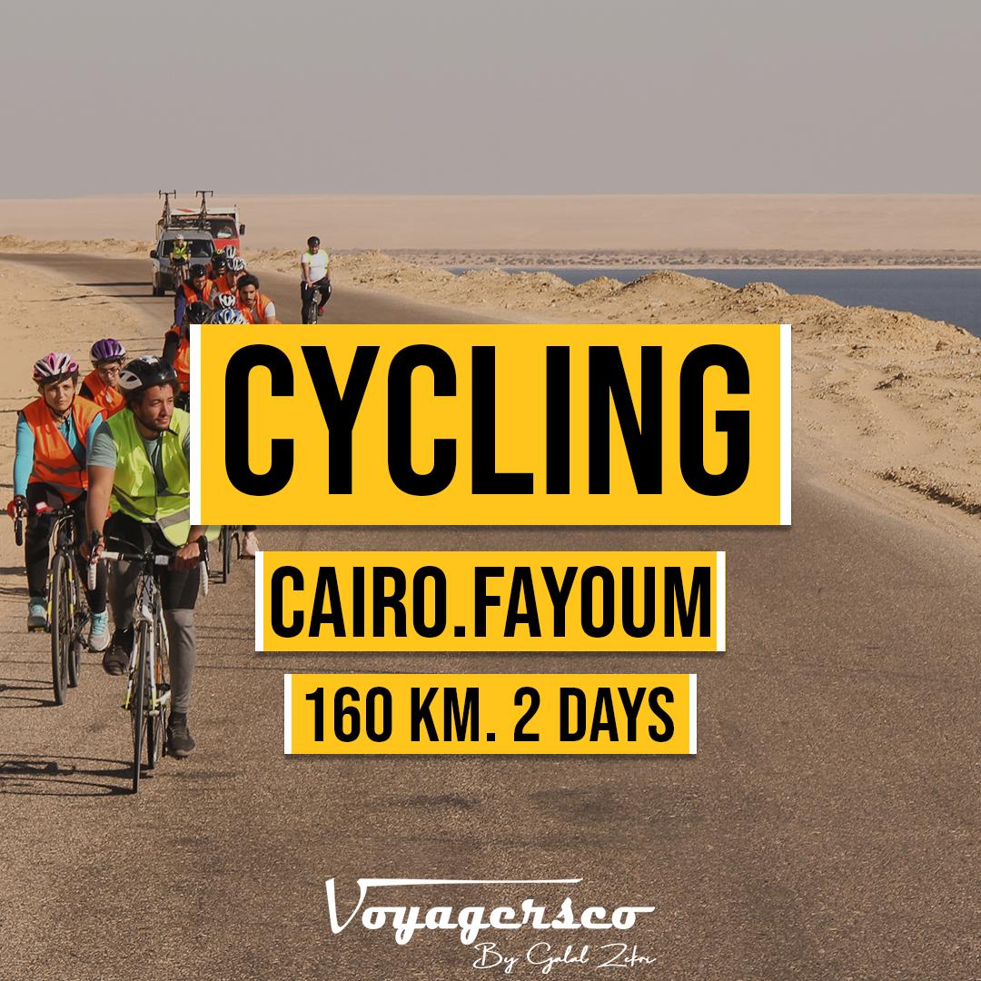 Cycling Fayoum - 2 Days