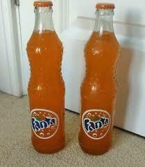 Bottled Fanta