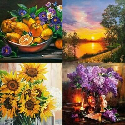 Пакет материалов «Цветущая весна»