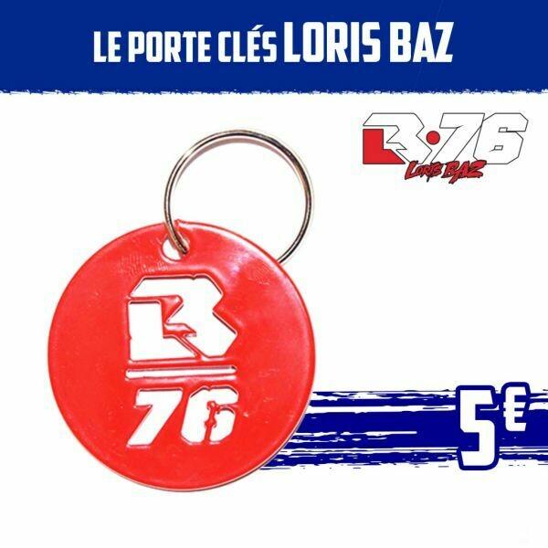 Porte Clés Loris BAZ
