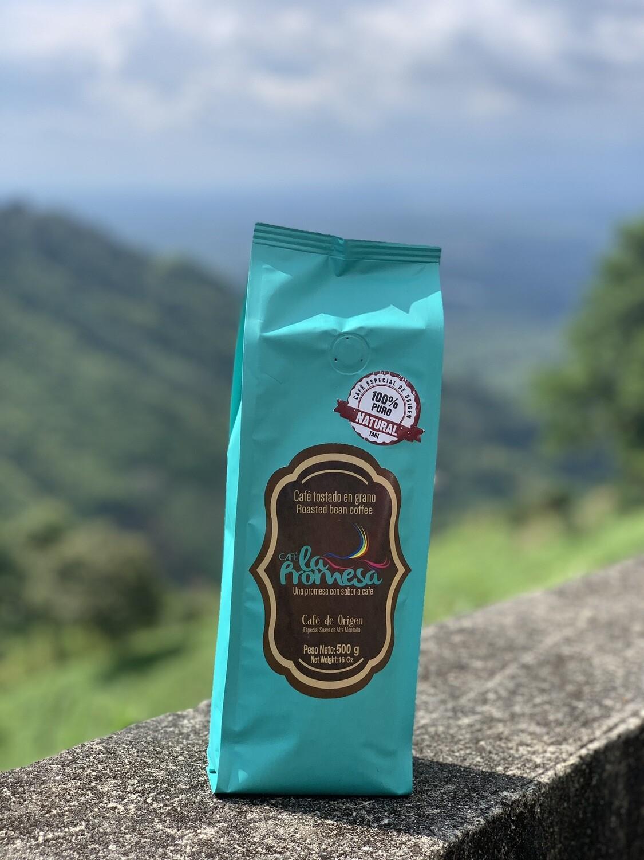 Café Especial Proceso Natural. La Promesa De Buenavista Quindio. x 1lb