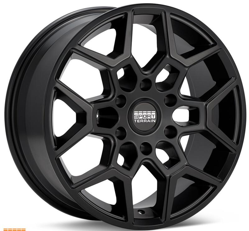 Sport Terrain / BFG K02 Tire & Rim Packages
