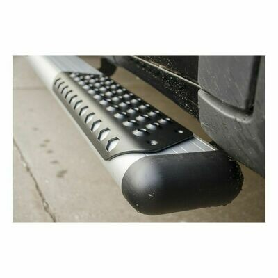 """Omega II 6"""" X 36"""" and 6""""x 100"""" Side Steps in Black or Aluminum"""