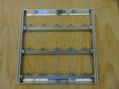 Air Tool Holder Rack
