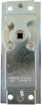 Rear Door Latch