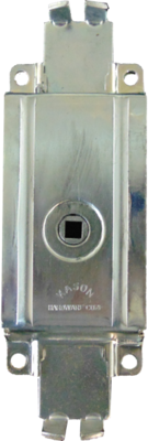 Rear Door Center Catch Latch