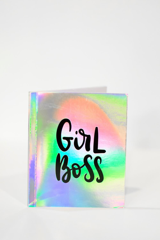 Girl Boss | Lined Notebooks