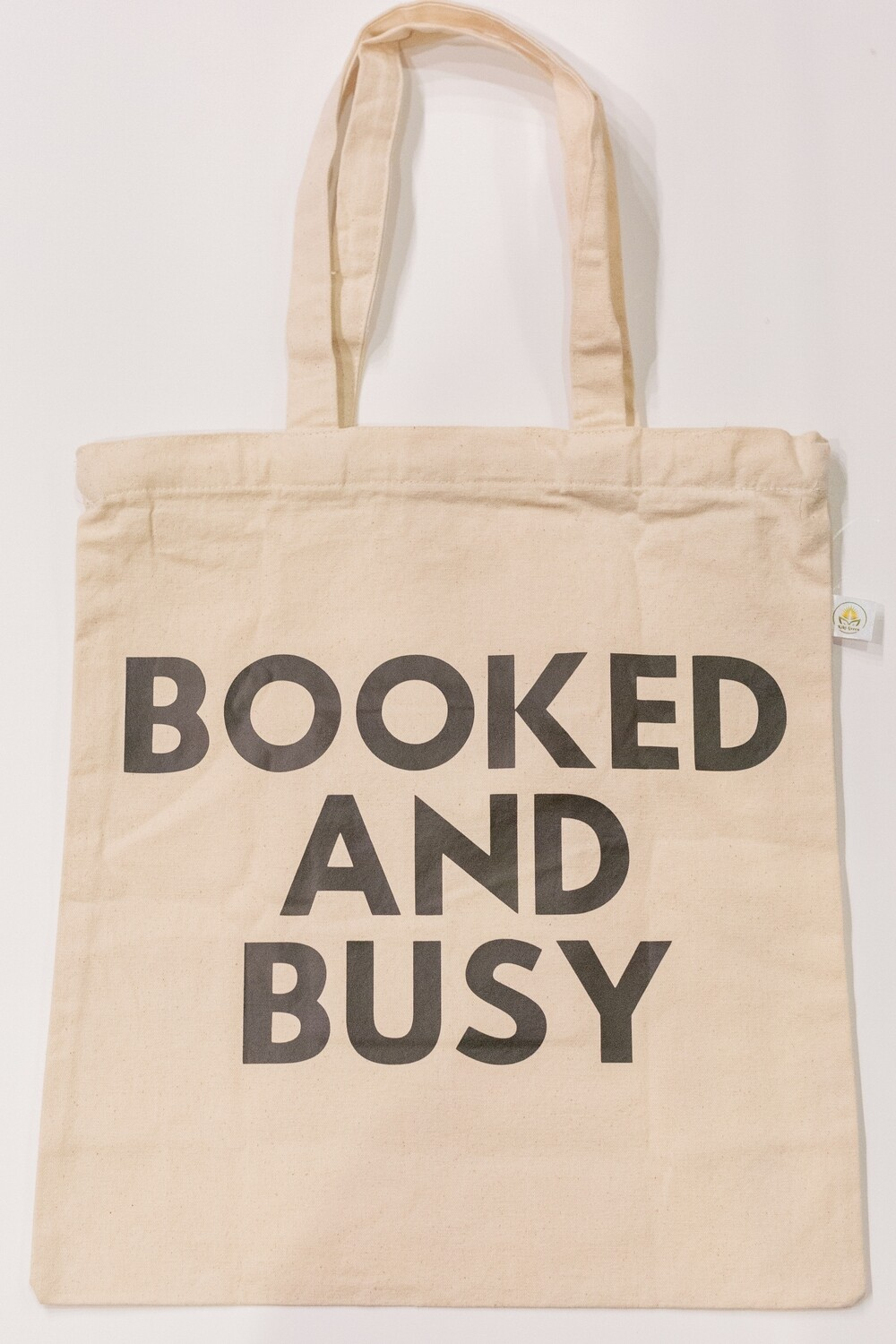 Booked and Busy Tote