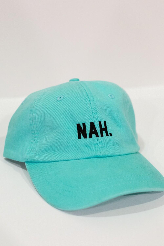 NAH. | Vintage Series Baseball Cap