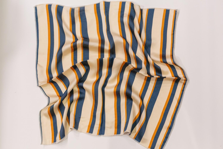 Old Fashion Striped Scarf