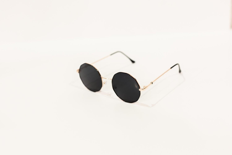 The Age Edit Round Sunglasses