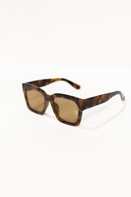 Makin' Moves Square Sunglasses