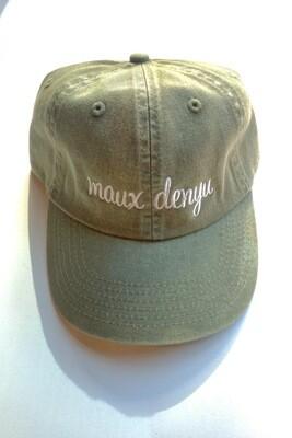 Maux Denyu   Vintage Series Baseball Cap