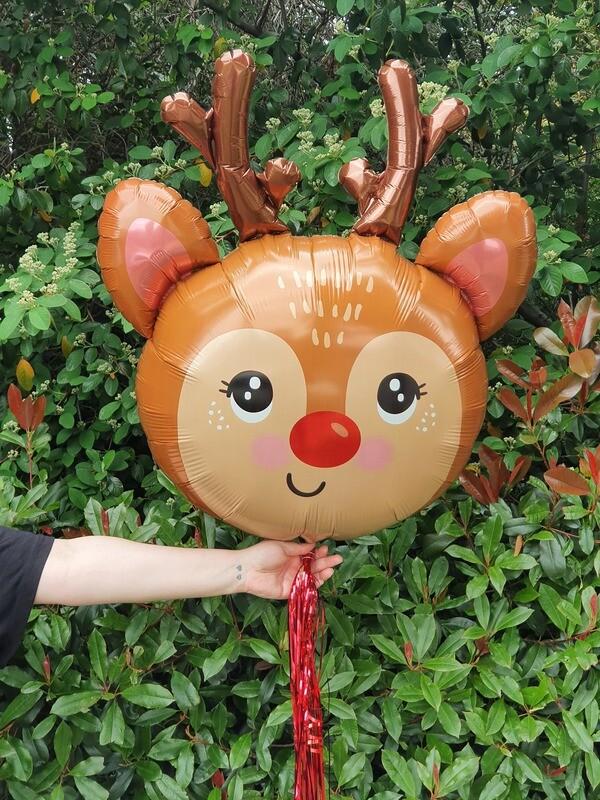 Christmas Foil Balloons