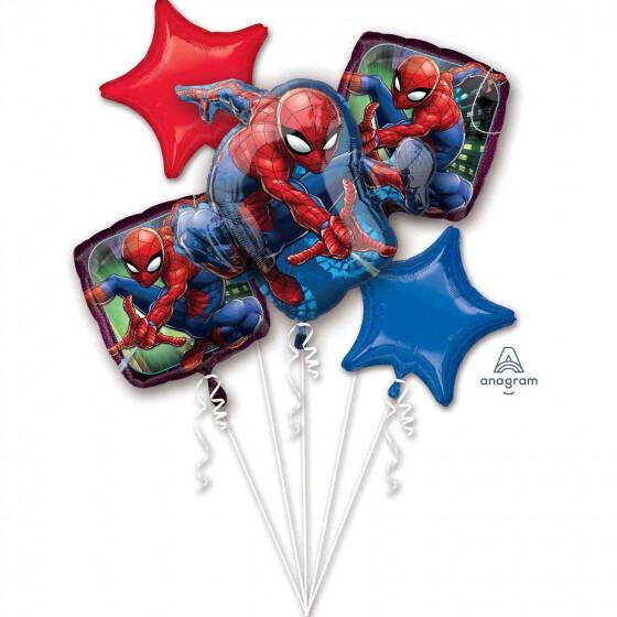 Spider Man Bouquet