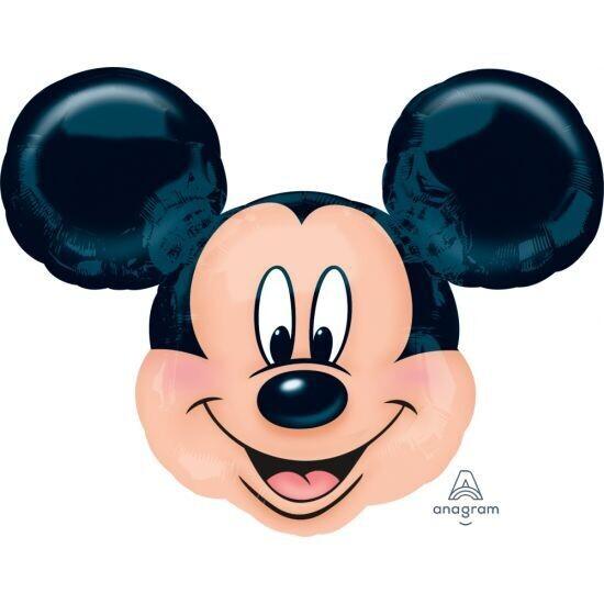 Mickey or Minnie Head