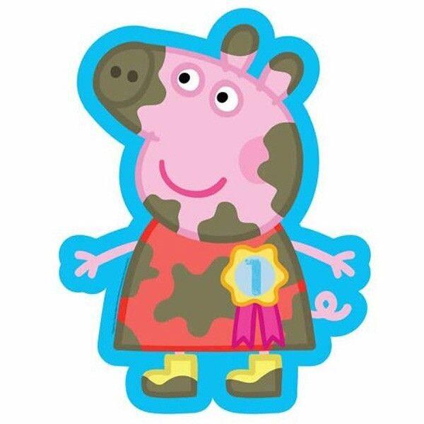 Muddy Peppa Pig