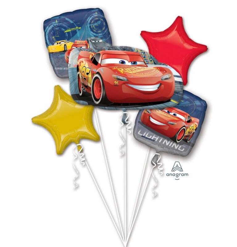 Disney Cars 3 Bouquet