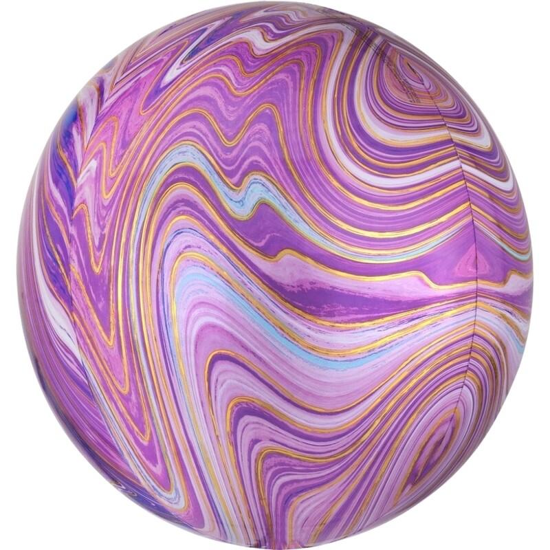 Marble Orb Balloon