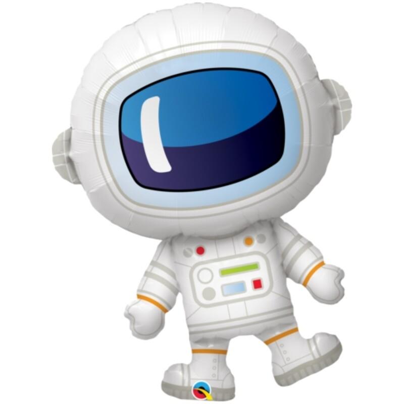 Adorable Astronaut