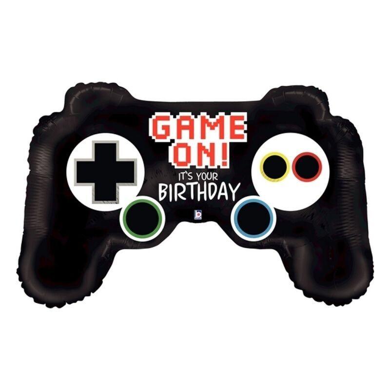 Game Controller Birthday