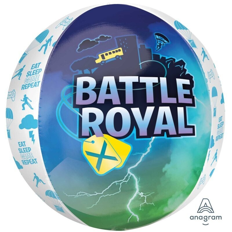 Battle Royal - Fornite Orb Balloon