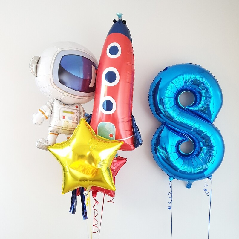 Space Balloon Set