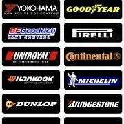 Tyres brands