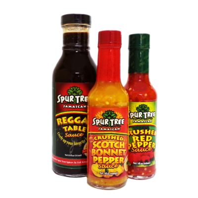 Pepper Sauce & Table Sauce