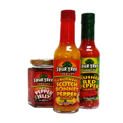 Pepper Sauce & Jelly
