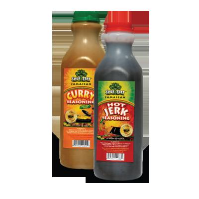 Jerk & Curry