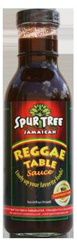 Reggae T Sauce