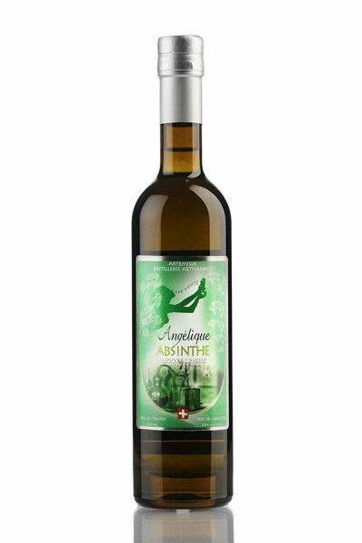Absinthe Artemisia Angélique Verte Suisse