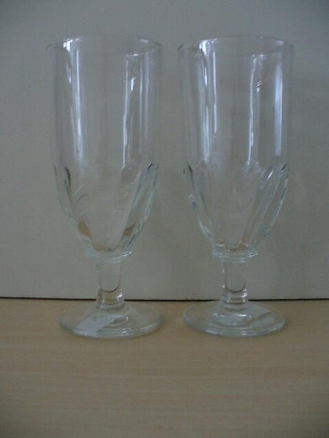 ´Glas Absinthe Set mit 2 Gläser