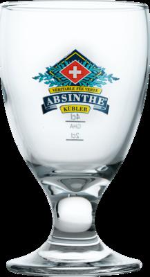 ´Glas Absinthe Kübler 2er Set