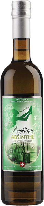 Absinthe Artemisia Angélique Verte Suisse 70cl