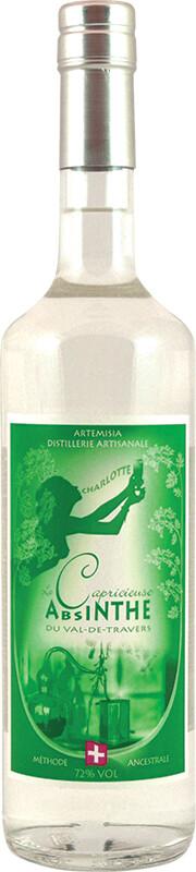 Absinthe Artemisia La Capricieuse 20cl
