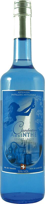 Absinthe Artemisia La Clandestine 20cl