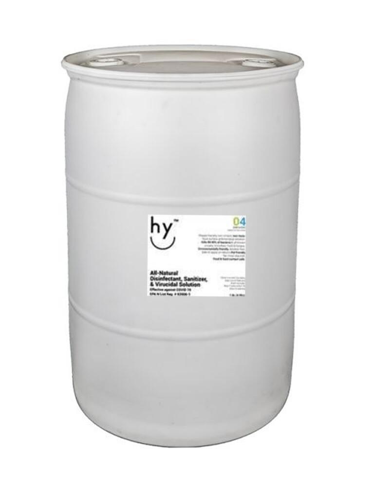 Hy - Natural Disinfectant 55 Gal Drum