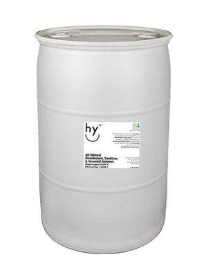Hy - Natural Disinfectant 55 Gal Drum