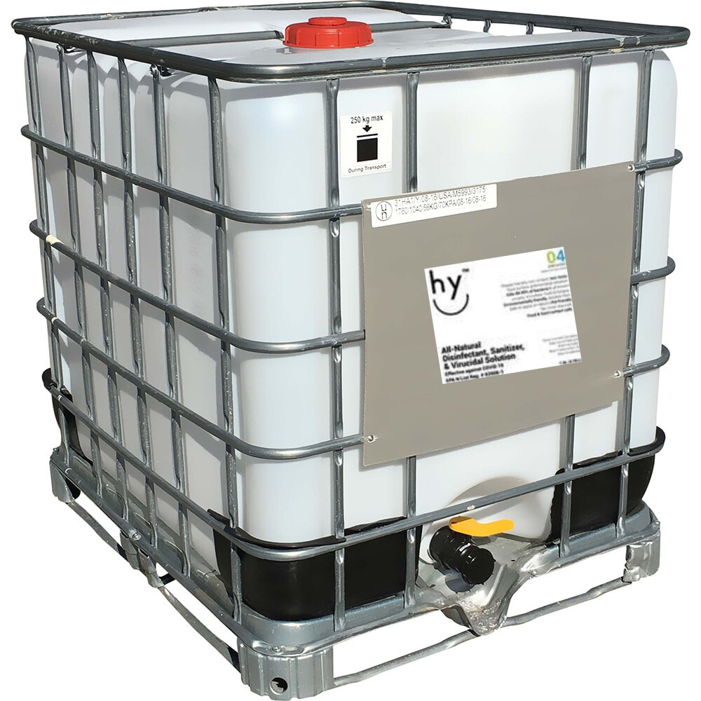 Hy - Natural Disinfectant 275 gal IBC Totes
