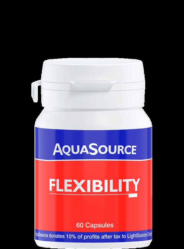 AquaSource Флексибилити - гъвкавост и подвижност - 60 капсули