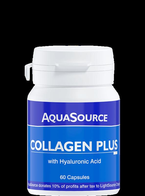 Aquasource Колаген Плюс - 60 капсули