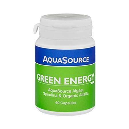AquaSource Зелена Енергия- 60 капсули