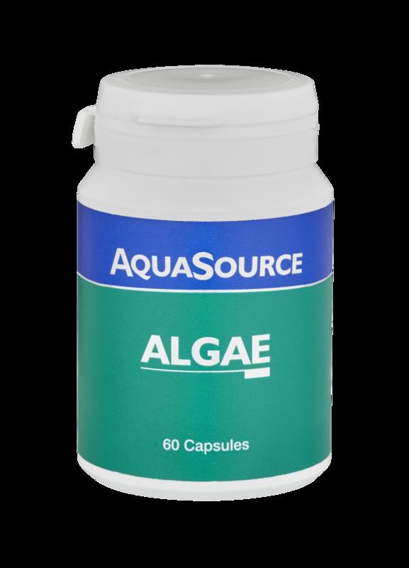 AquaSource Органични Водорасли  300mg - 60 капсули